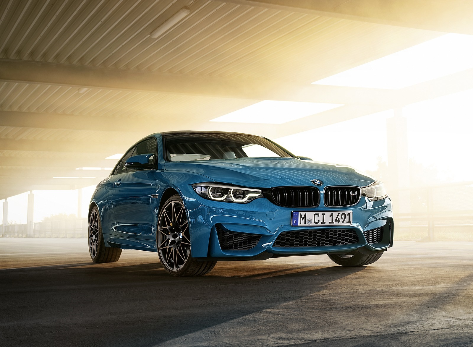2020 BMW M4 Edition M Heritage Front Three-Quarter Wallpapers (6)