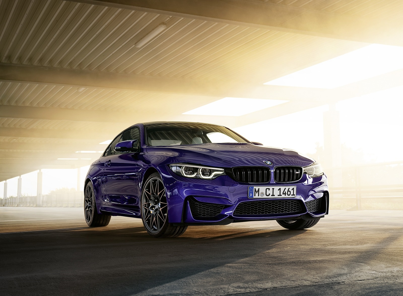 2020 BMW M4 Edition M Heritage Front Three-Quarter Wallpapers (5)