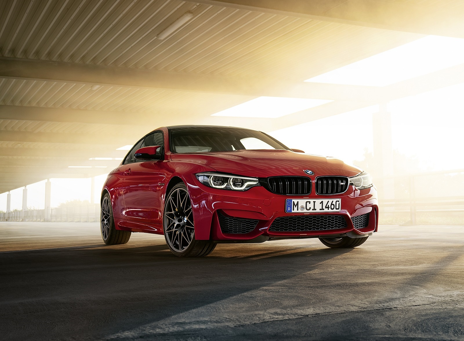 2020 BMW M4 Edition M Heritage Front Three-Quarter Wallpapers (4)