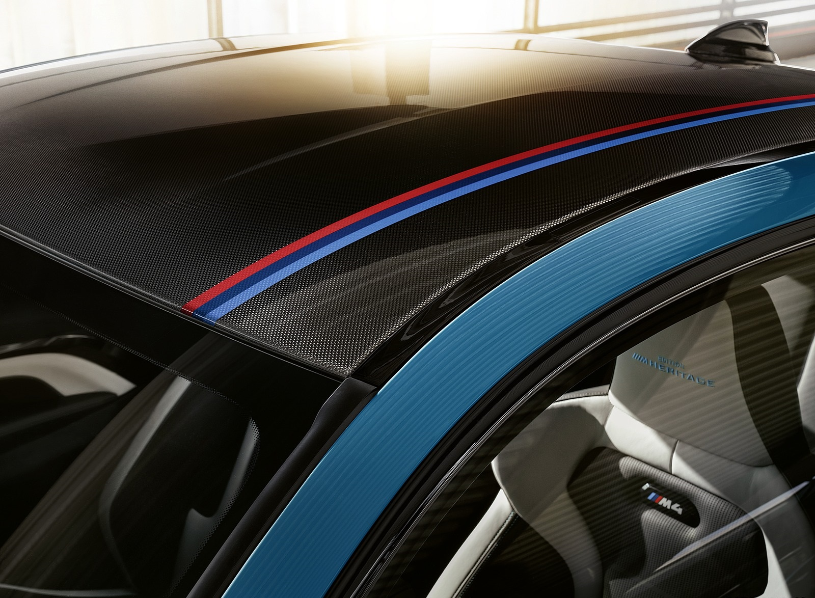 2020 BMW M4 Edition M Heritage Roof Wallpapers (8)