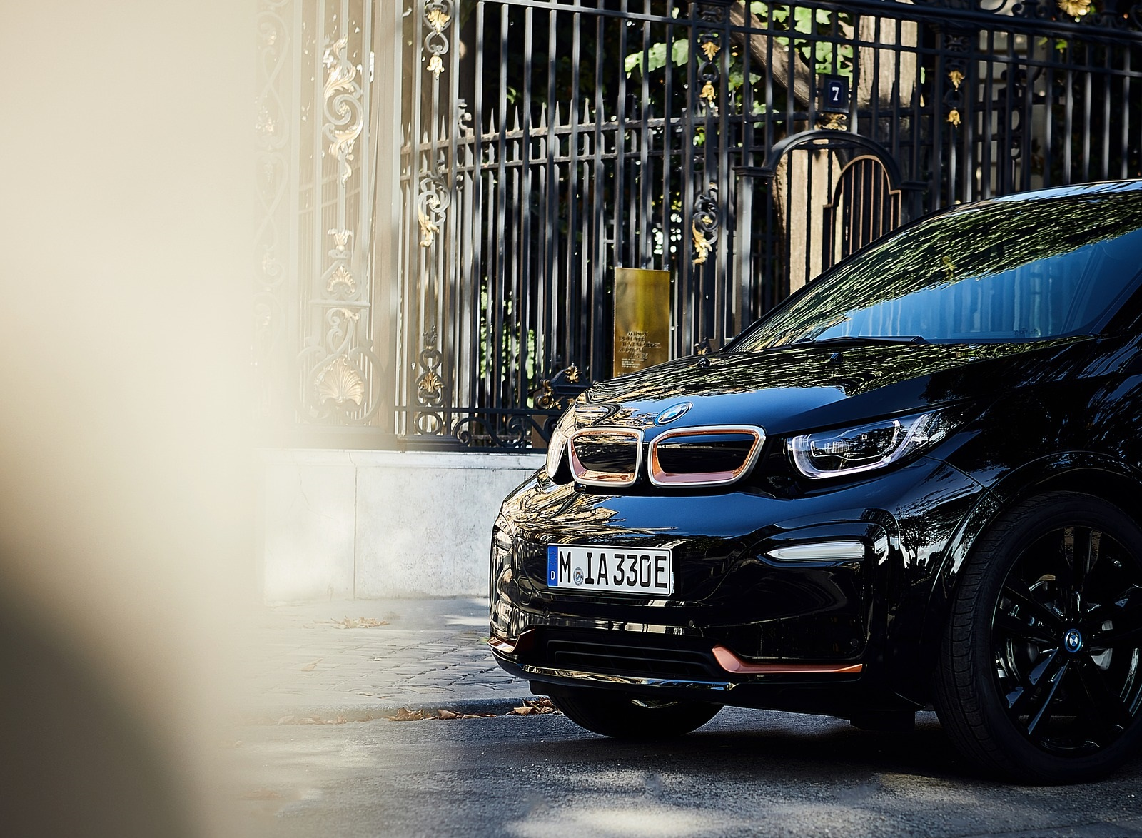 2020 BMW i3s Edition RoadStyle Detail Wallpapers (4)