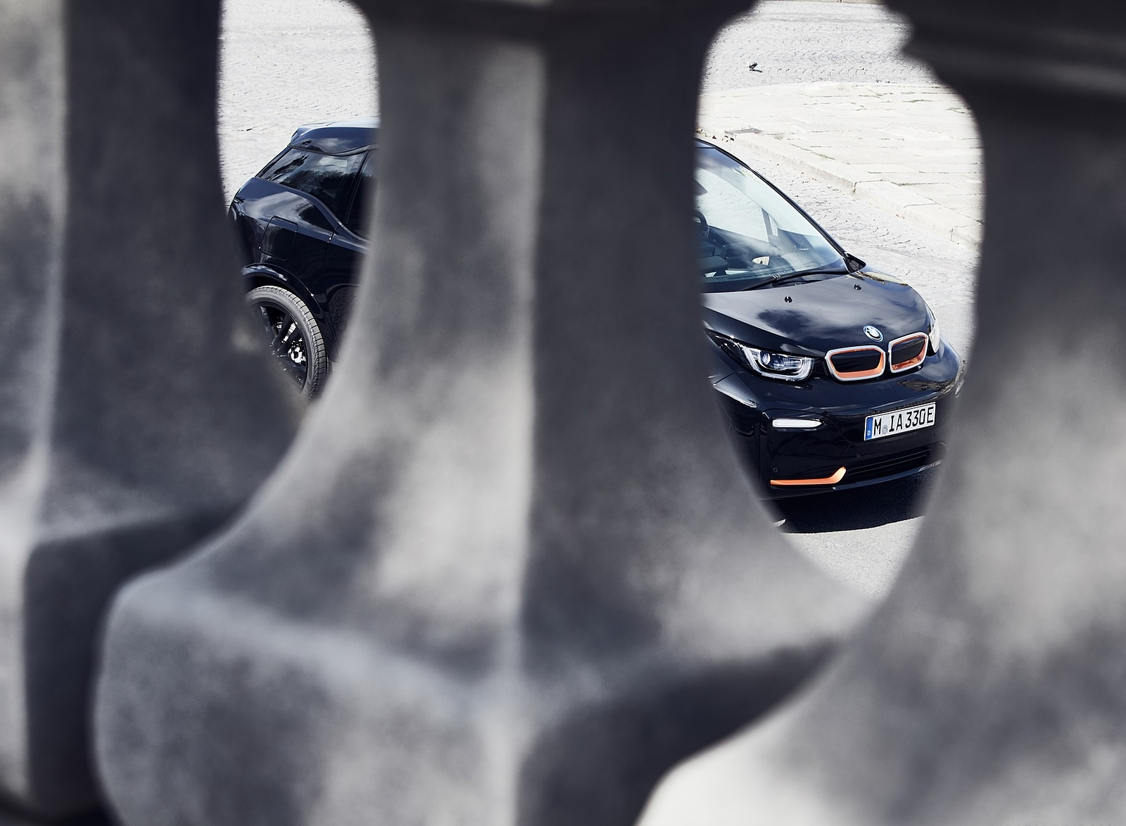 2020 BMW i3s Edition RoadStyle Detail Wallpapers (5)
