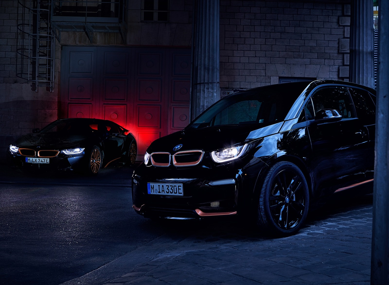 2020 BMW i3s Edition RoadStyle Front Three-Quarter Wallpapers (6)