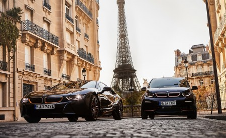 2020 BMW I3s Edition RoadStyle Wallpapers HD