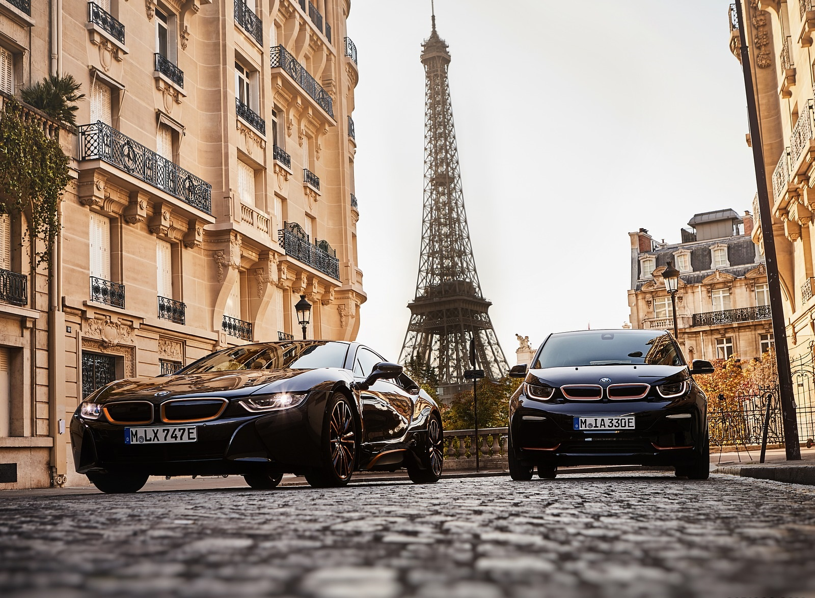 2020 BMW i3s Edition RoadStyle Front Wallpapers (1)