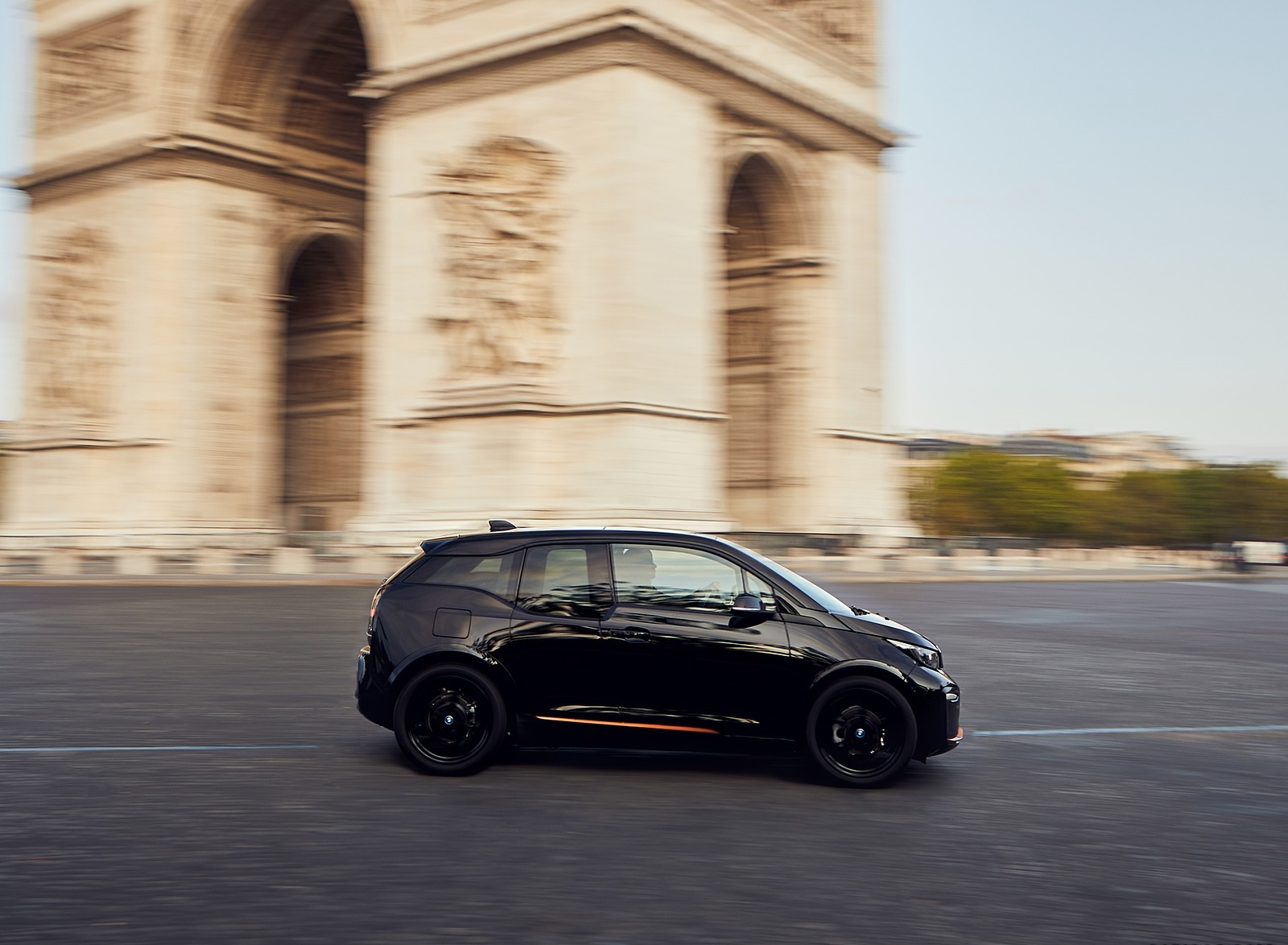 2020 BMW i3s Edition RoadStyle Side Wallpapers (2)