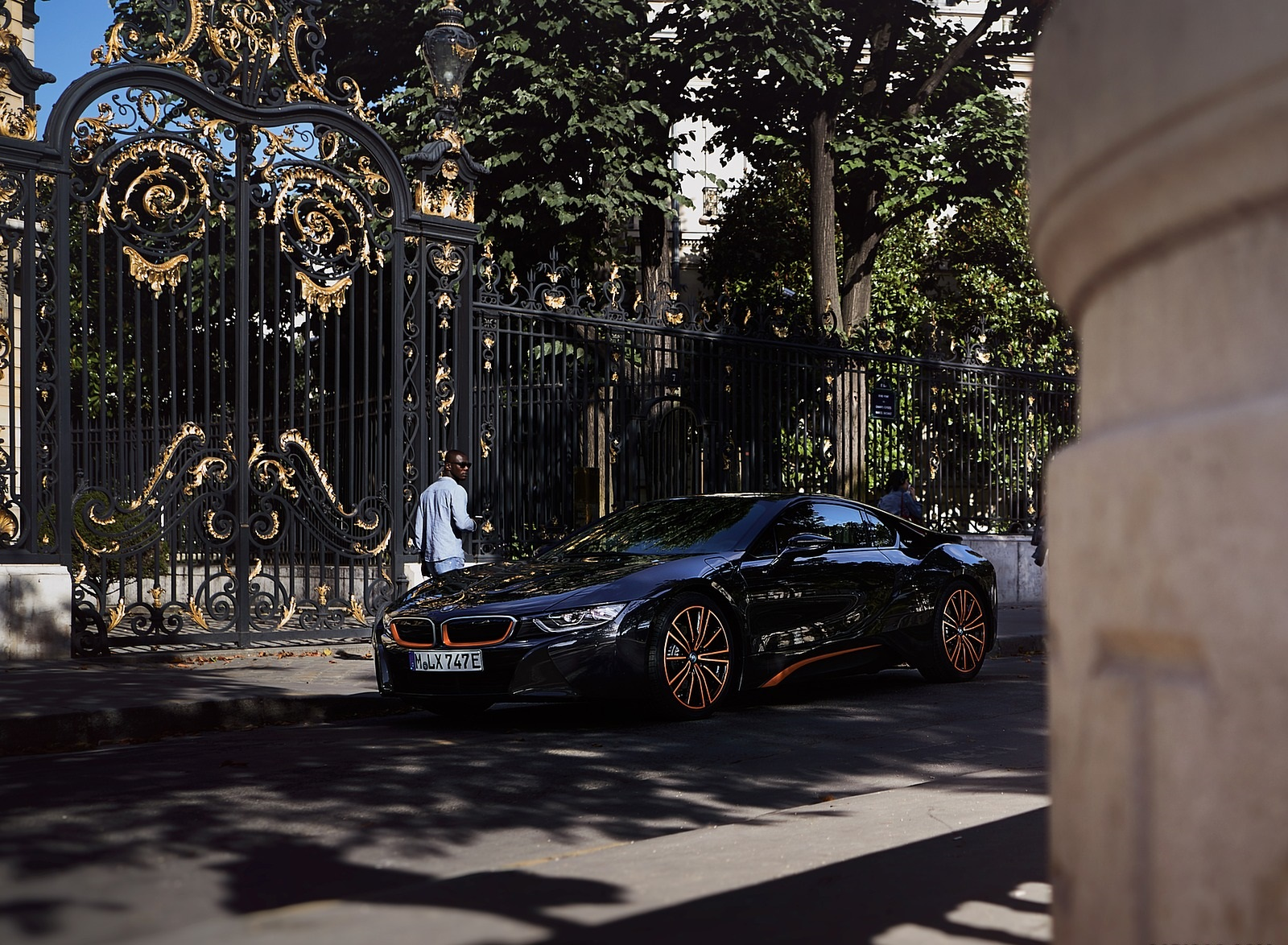 2020 BMW i8 Ultimate Sophisto Edition Front Three-Quarter Wallpapers (4)