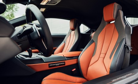 2020 BMW i8 Ultimate Sophisto Edition Interior Wallpapers 450x275 (15)