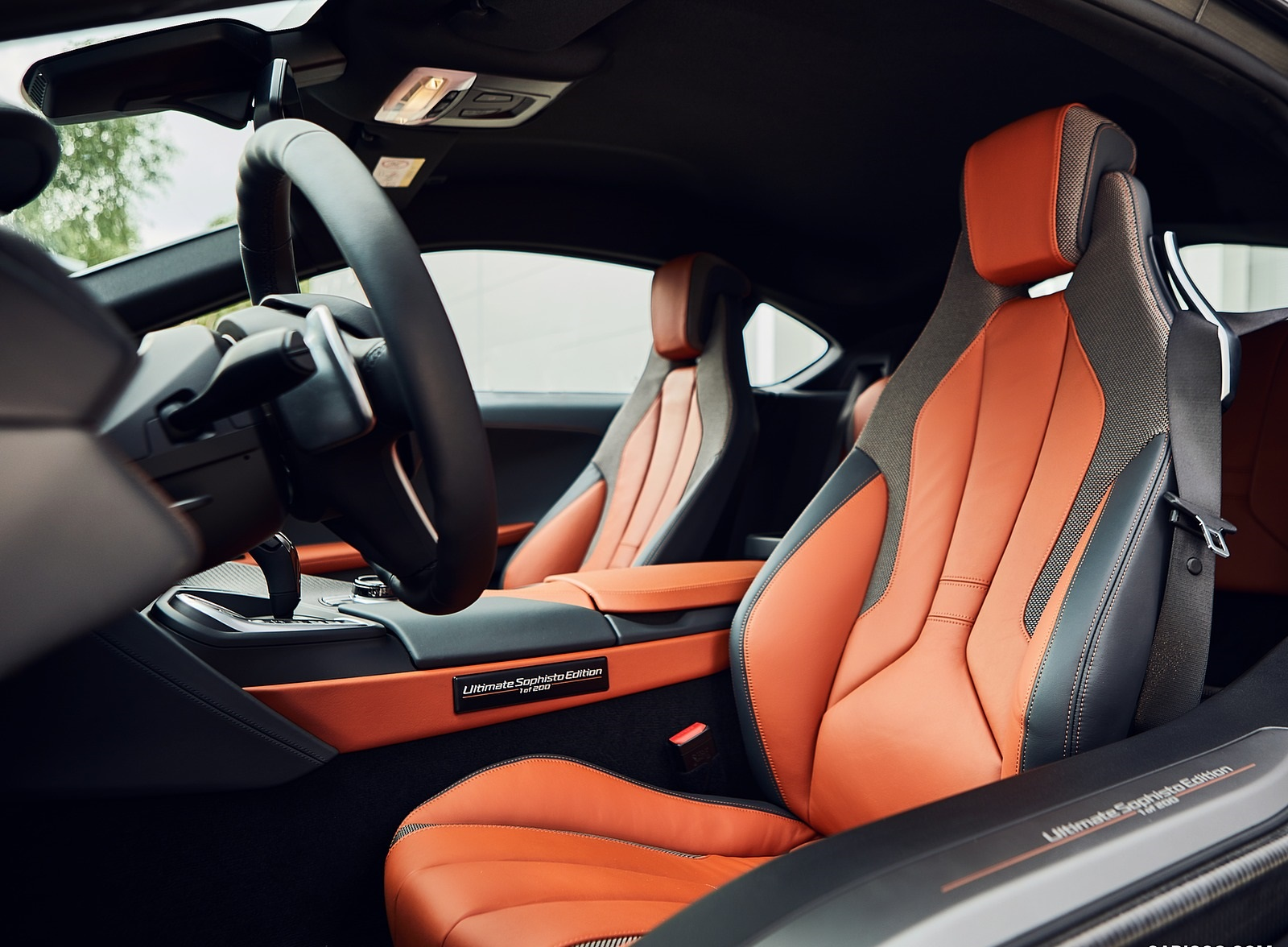 2020 BMW i8 Ultimate Sophisto Edition Interior Wallpapers (15)