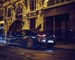 2020 BMW i8 Ultimate Sophisto Edition Rear Three-Quarter Wallpapers 150x120