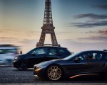 2020 BMW i8 Ultimate Sophisto Edition Side Wallpapers 150x120