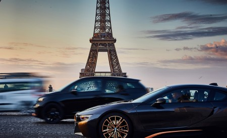 2020 BMW i8 Ultimate Sophisto Edition Side Wallpapers 450x275 (6)