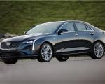 2020 Cadillac CT4 Premium Luxury Front Three-Quarter Wallpapers 150x120 (29)