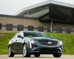 2020 Cadillac CT4 Premium Luxury Front Three-Quarter Wallpapers 150x120 (28)
