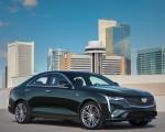 2020 Cadillac CT4 Premium Luxury Front Three-Quarter Wallpapers 150x120 (7)