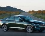 2020 Cadillac CT4 Premium Luxury Front Three-Quarter Wallpapers 150x120 (8)