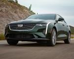 2020 Cadillac CT4 Premium Luxury Front Three-Quarter Wallpapers 150x120 (2)