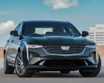 2020 Cadillac CT4 Premium Luxury Front Wallpapers 150x120 (6)