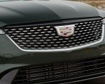 2020 Cadillac CT4 Premium Luxury Grill Wallpapers 150x120 (11)