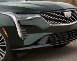 2020 Cadillac CT4 Premium Luxury Headlight Wallpapers 150x120 (12)
