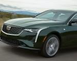 2020 Cadillac CT4 Premium Luxury Headlight Wallpapers 150x120 (5)