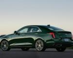 2020 Cadillac CT4 Premium Luxury Rear Three-Quarter Wallpapers 150x120 (10)