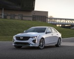 2020 Cadillac CT4 Sport Front Three-Quarter Wallpapers 150x120 (19)