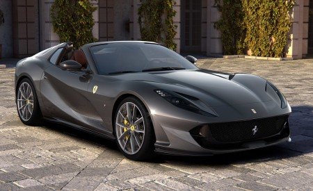 2020 Ferrari 812 GTS Wallpapers HD