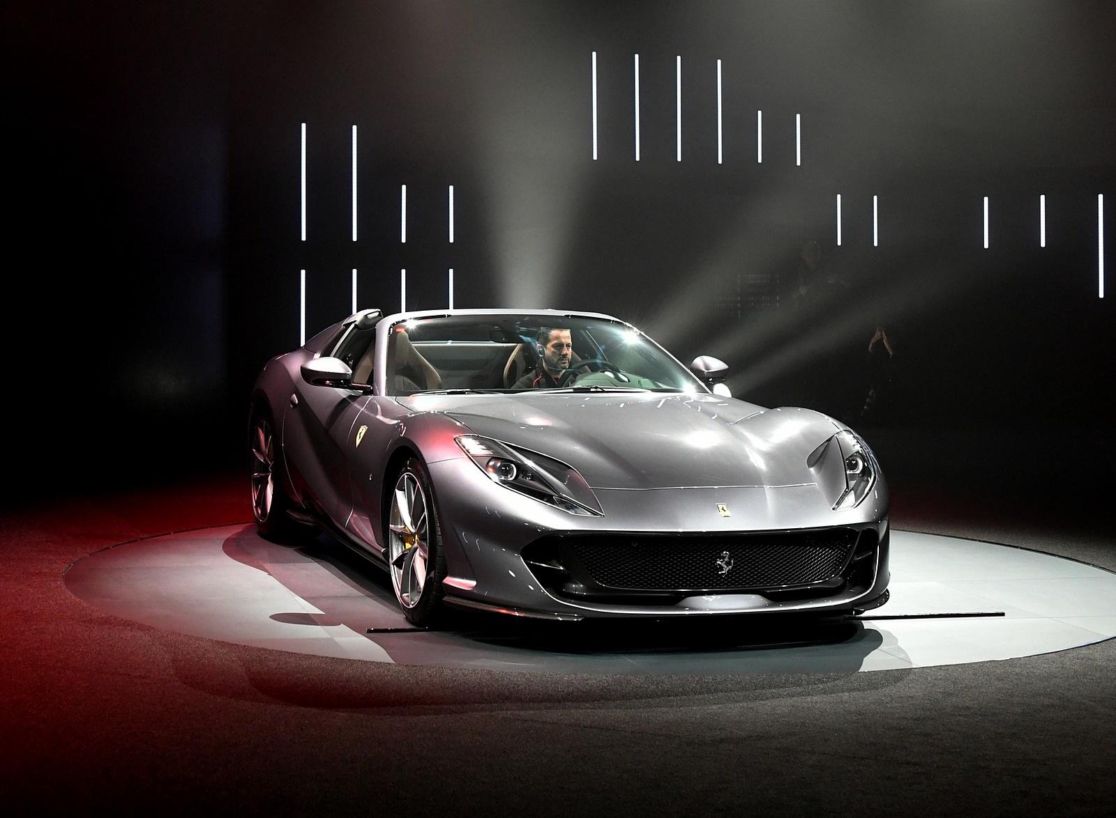 2020 Ferrari 812 GTS Presentation Wallpapers (10)