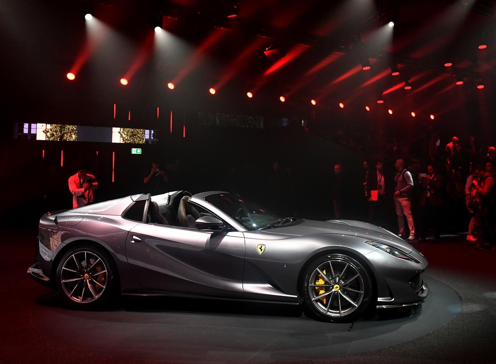 2020 Ferrari 812 GTS Presentation Wallpapers (11)