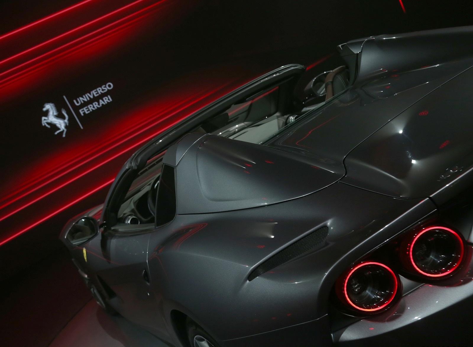2020 Ferrari 812 GTS Presentation Wallpapers (14)
