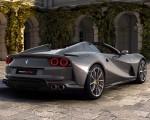 2020 Ferrari 812 GTS Rear Three-Quarter Wallpapers 150x120 (2)