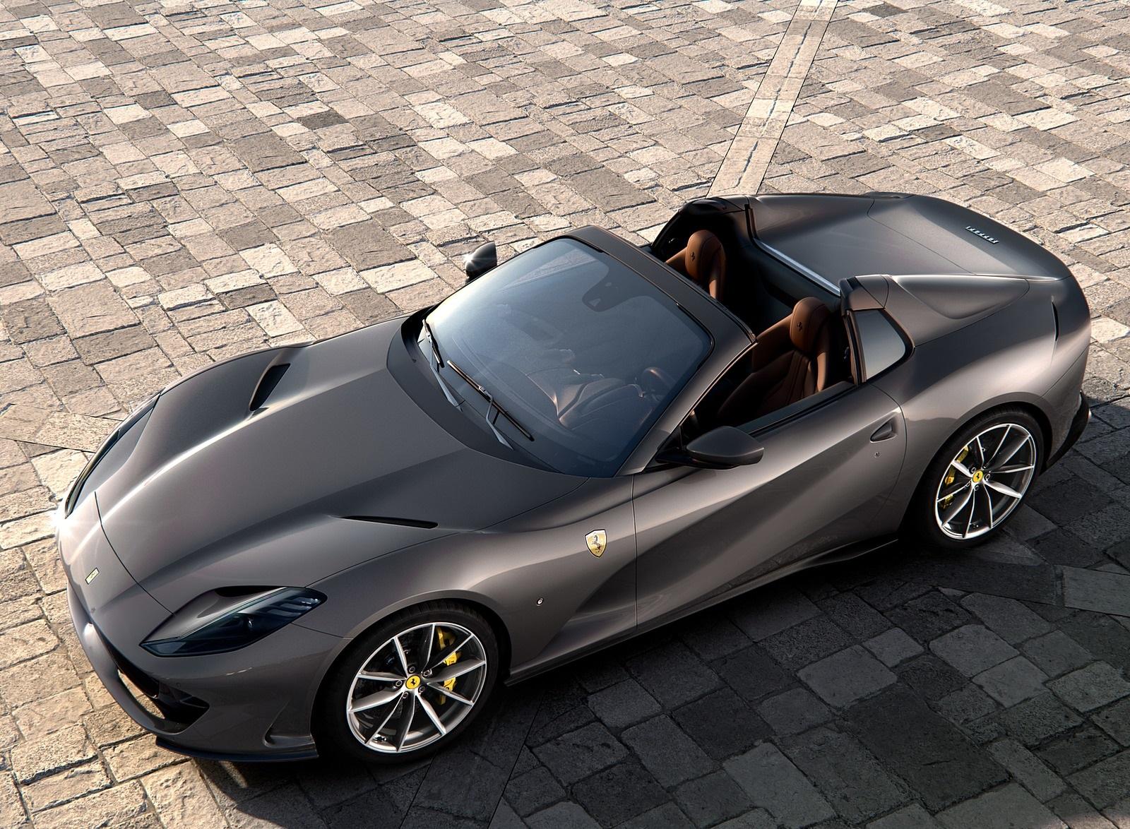 2020 Ferrari 812 GTS Top Wallpapers (4)