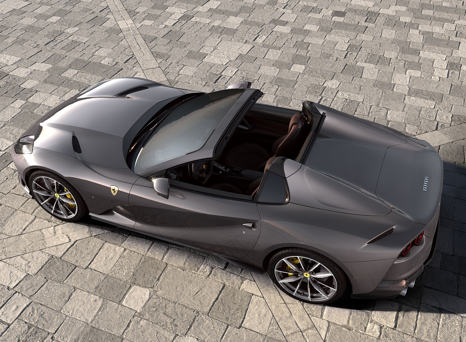 2020 Ferrari 812 GTS Top Wallpapers (5)