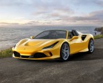 2020 Ferrari F8 Spider Front Three-Quarter Wallpapers 150x120 (1)