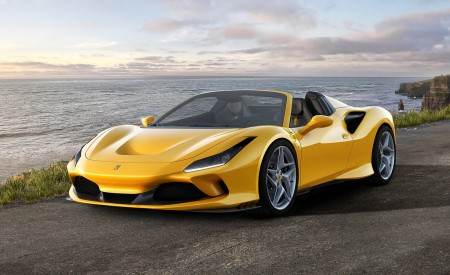 2020 Ferrari F8 Spider Wallpapers HD