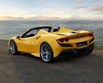 2020 Ferrari F8 Spider Rear Three-Quarter Wallpapers 150x120 (4)