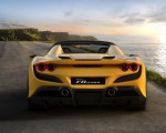 2020 Ferrari F8 Spider Rear Wallpapers 150x120 (6)