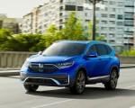 2020 Honda CR-V Front Three-Quarter Wallpapers 150x120 (2)