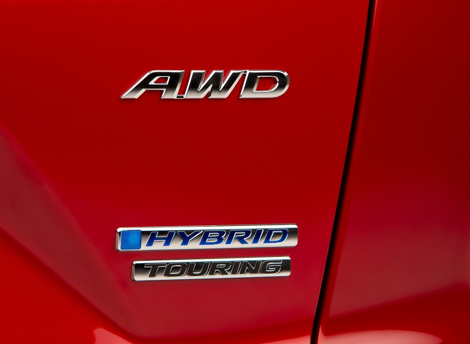 2020 Honda CR-V Hybrid Badge Wallpapers (10)