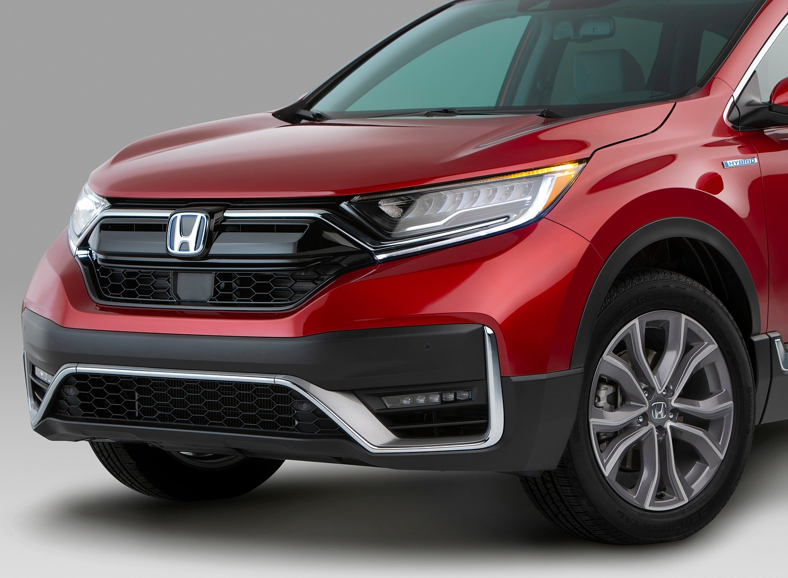 2020 Honda CR-V Hybrid Detail Wallpapers (8)