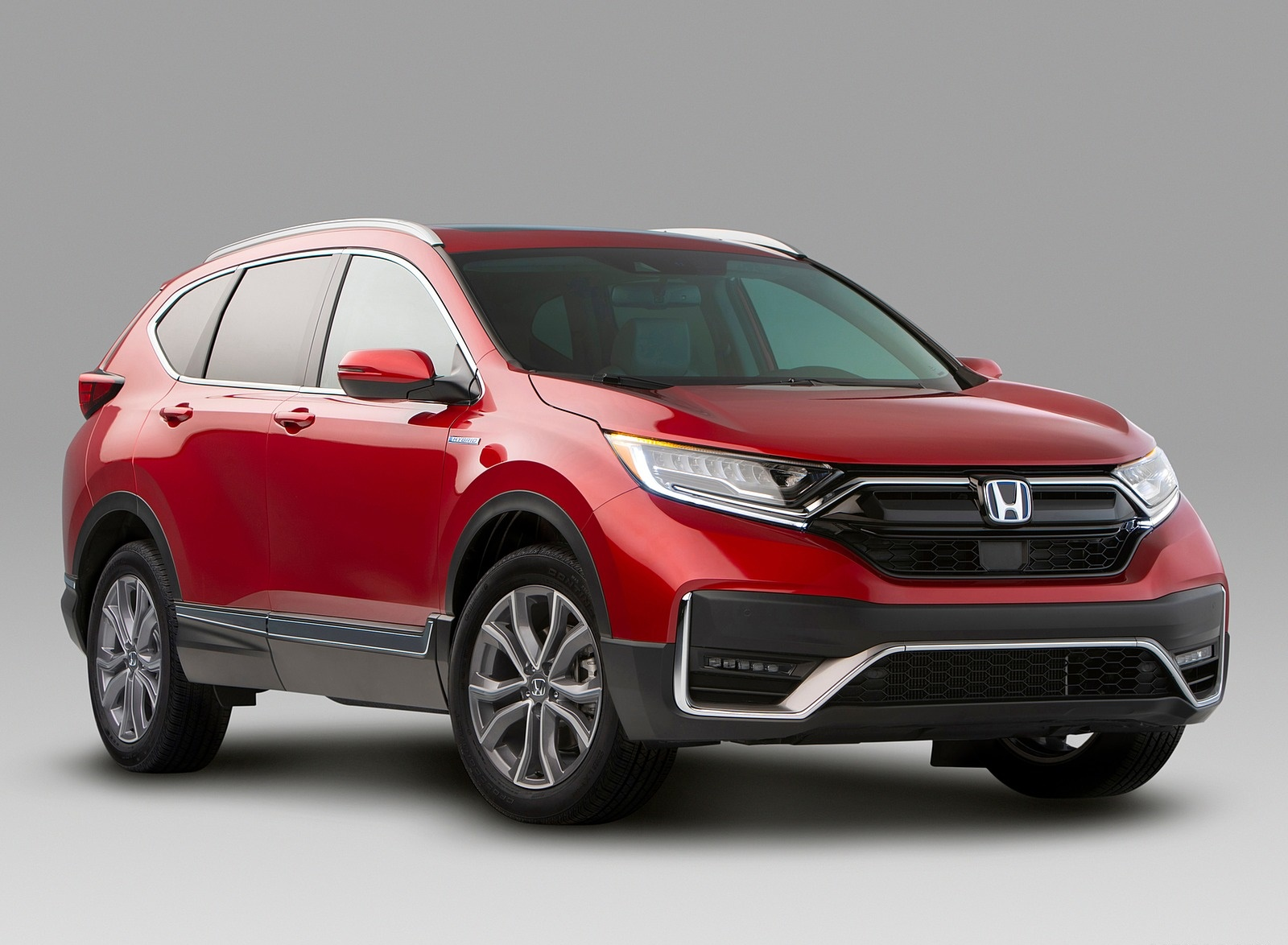 2020 Honda CR-V Hybrid Front Three-Quarter Wallpapers (4)