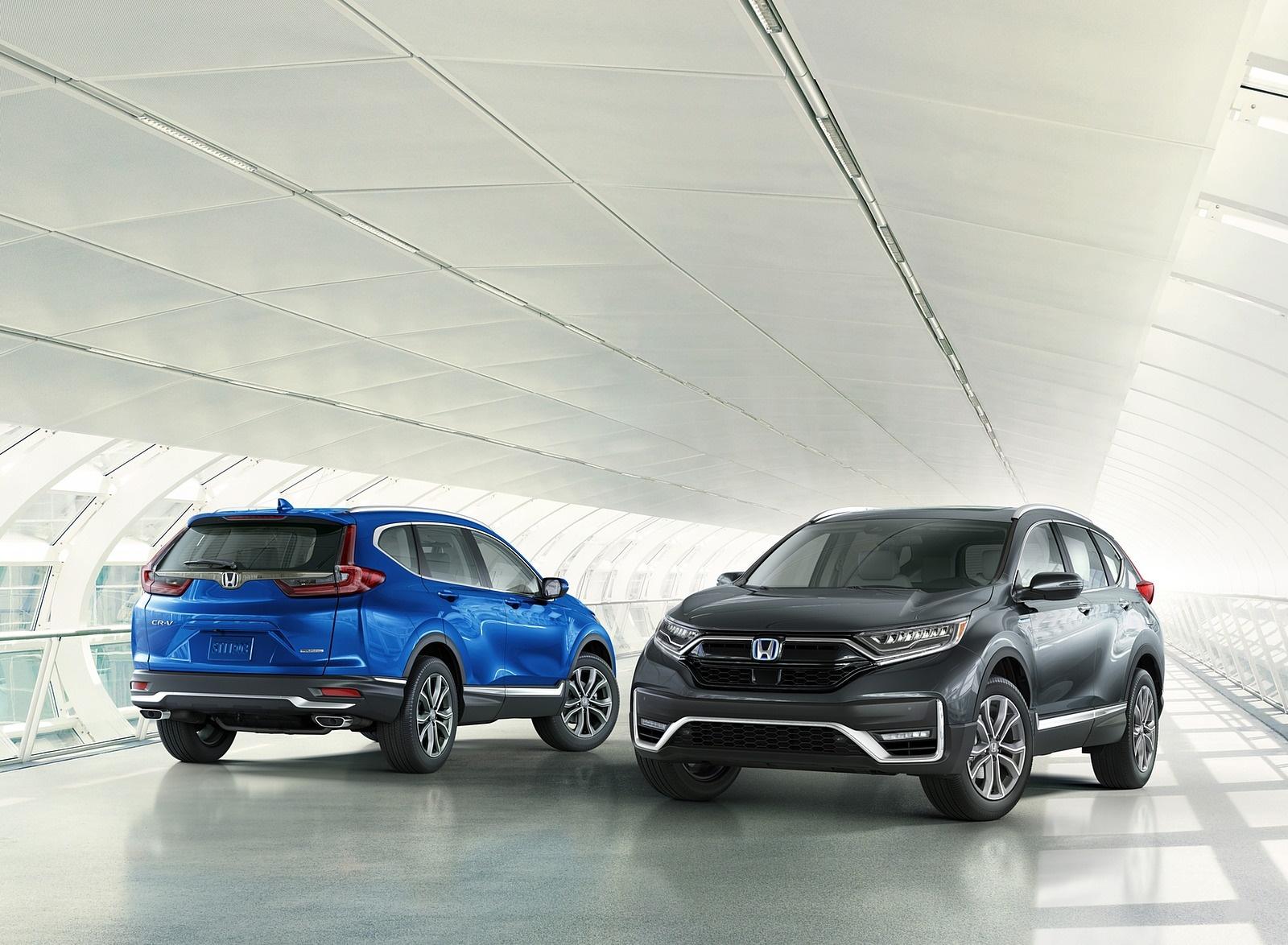 2020 Honda CR-V Wallpapers (1)