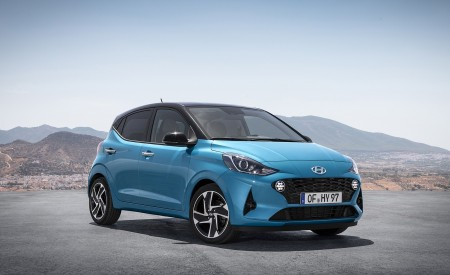 2020 Hyundai i10 Front Three-Quarter Wallpapers 450x275 (61)