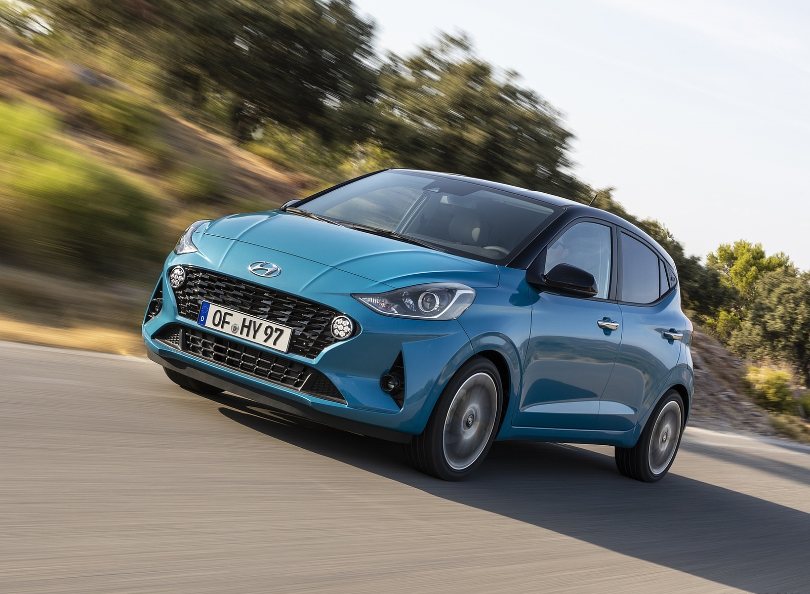 2020 Hyundai i10 Front Three-Quarter Wallpapers #48 of 80