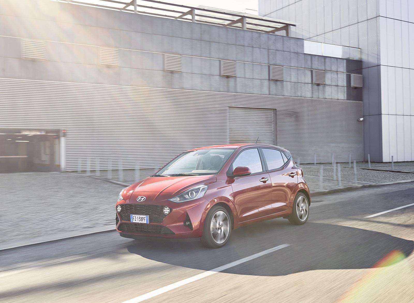 2020 Hyundai i10 Front Three-Quarter Wallpapers #15 of 80