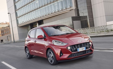 2020 Hyundai i10 Front Three-Quarter Wallpapers 450x275 (16)
