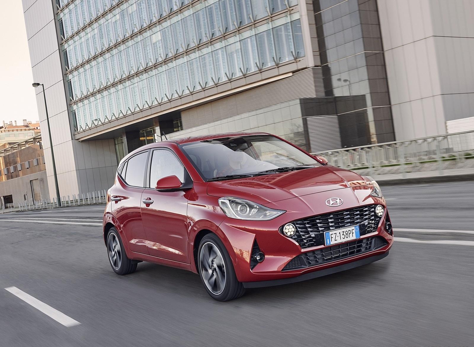 2020 Hyundai i10 Front Three-Quarter Wallpapers #16 of 80