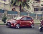 2020 Hyundai i10 Front Three-Quarter Wallpapers 150x120