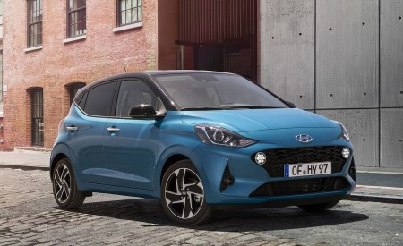 2020 Hyundai i10 Front Three-Quarter Wallpapers 450x275 (57)